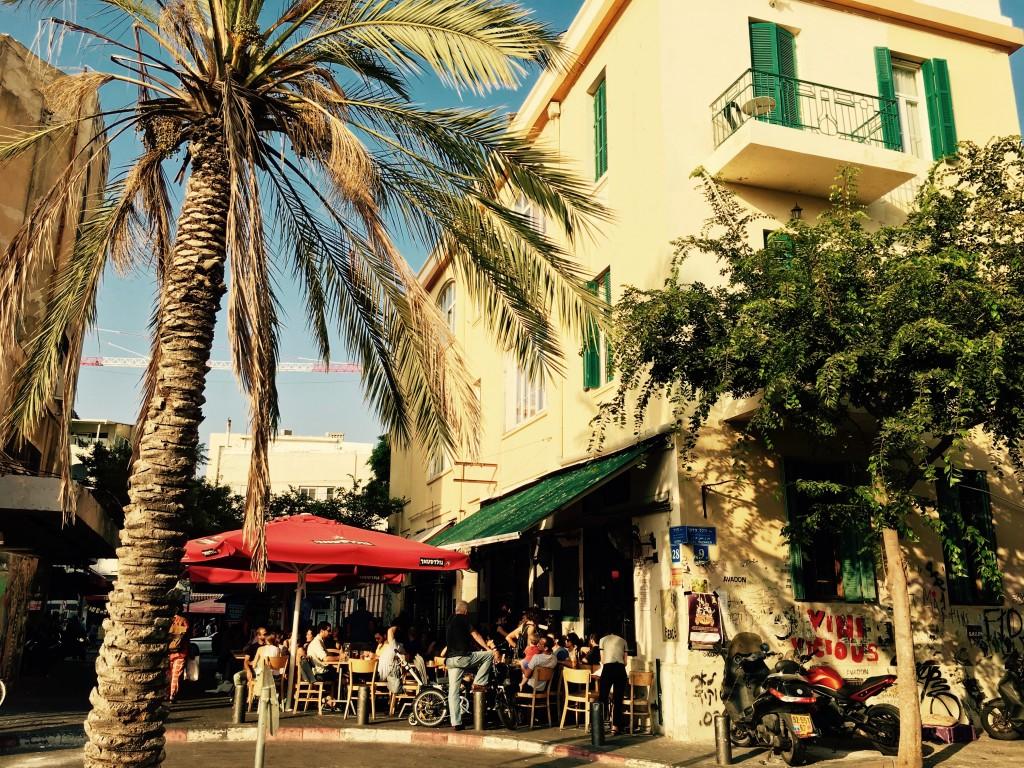 Coolest Neighbourhood of Tel Aviv